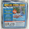 Dize® Weathermaster™ Original Blue Poly Tarp