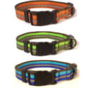 Valhoma Reflective Quik-Fit Adjustable Collars