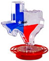 Texas Hummingbird Feeder- Coastal Ag Supply