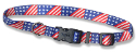 Stars & Stripes Adjustable Collar - Coastal Ag Supply