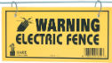 DARE® Electric Fencing Warning Sign - Coastal Ag Supply