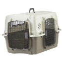 Pet Lodge™ Double Door Plastic Pet Crate - Coastal Ag Supply