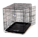 Pet Lodge™ Double Door Wire Pet Crate - Coastal Ag Supply