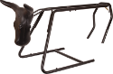 Mustang MFG Collapsible Roping Dummy Stand
