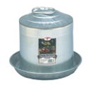Little Giant® Galvanized Fountain Waterers - Coastal Ag Supply