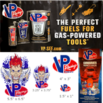 VP® Racing Fuels & VP Mad Scientist Marketing Materials - Coastal Ag Supply