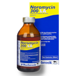 Norbrook® Noromycin 300 LA 250mL - Coastal Ag Supply