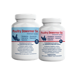 PSS- Poultry Dewormer 5x - Coastal Ag Supply