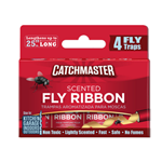 Catchmaster® Fly & Bug Scented Ribbon - 24x4 - Coastal Ag Supply