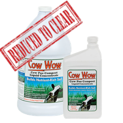 Cow Wow® Liquid Compost - Coastal Ag Supply