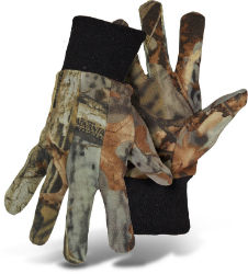 Boss® Advantage® Timber™ Jersey Glove with Dots