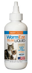 WormEze™ Liquid for Cats & Kittens - Coastal Ag Supply