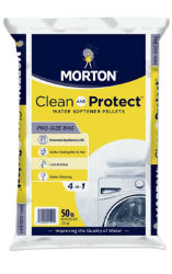 MORTON®  Clean and Protect™ Water Softener Pellets - Coastal Ag Supply