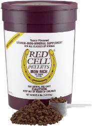Red Cell® Pellets - Coastal Ag Supply