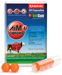 AiM-L™ VetCaps - Coastal Ag Supply