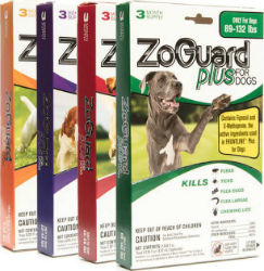 ZoGuard® Plus for Dogs - Coastal Ag Supply
