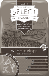 Caliber® Select Wild Cravings 26-18  - Coastal Ag Supply