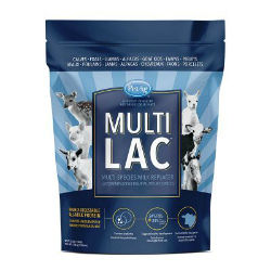 Multi-Lac™ Multi-Species Milk Replacer - Coastal Ag Supply