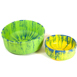 Ruff Dawg Rubber Bowl - Coastal Ag Supply