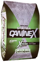 SPORTMiX® CanineX™ Chicken Meal & Vegetables Formula