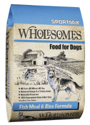 SPORTMIX® Wholesomes™ Fish Meal & Rice - Coastal Ag Supply