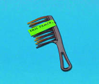 TOLCO® Tail Tamer Comb - Coastal Ag supply